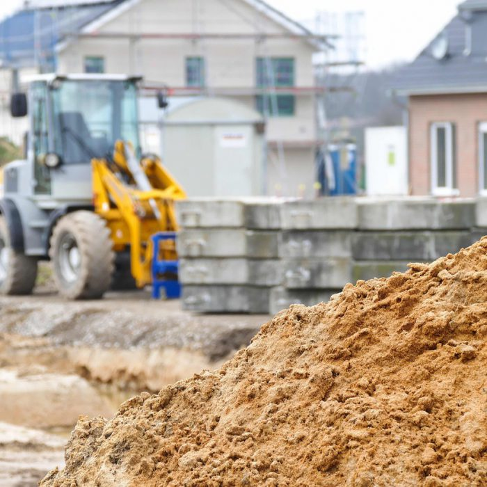 Mengedoht Bauunternehmung Baustelle